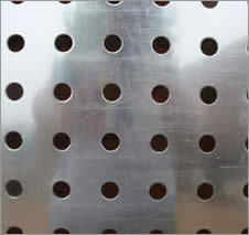 Factory Supply High Quality Perforated Steel Plate pictures & photos