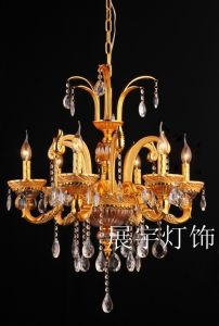 Europ Style Crystal Pendent Lamp pictures & photos