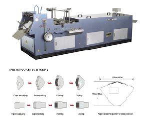 Automatic Envelope Flap Gumming Machine (ACXTJ-392) pictures & photos