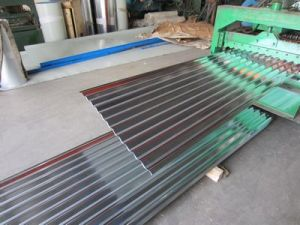 Roofing Sheet with Special Width for House Using pictures & photos