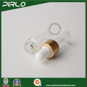 3ml Small Glass Dropper Bottles Clear Essential Oil Dropper Bottles OEM Bottles pictures & photos