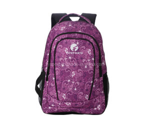 Polyester Printing Sport Backpack for School, Sport