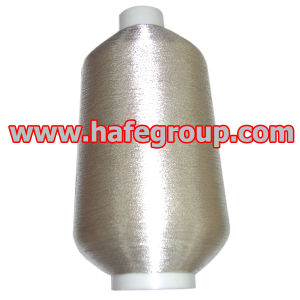 Superior Quality Pure Silver Metallic Yarn pictures & photos