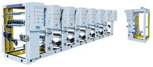 Economice Type Rotogravure Printing Press (WABY-E)