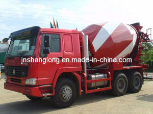 HOWO 6x4 Mixer /9m3 Concrete Mixer Truck pictures & photos
