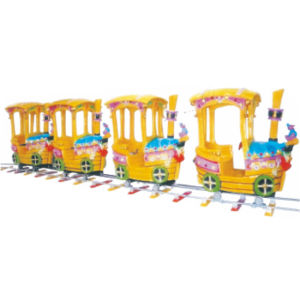 Trackless Train and Track Train for Kids pictures & photos