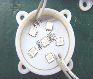 6PCS 5050SMD White Color 45*45mm LED Module pictures & photos