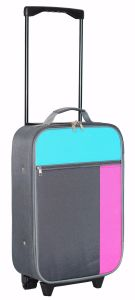 New Developed Luggage, Made of 600d/PVC with 3-Color Combination pictures & photos