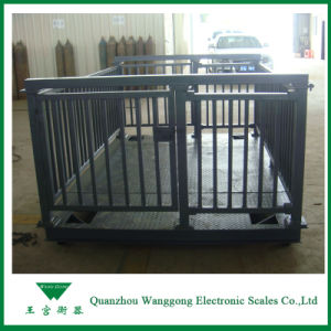 Digital Flexible Livestock Weighing Scales pictures & photos