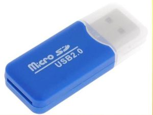 Micro SD Card Reader, TF Card Reader (FCR-T08) pictures & photos