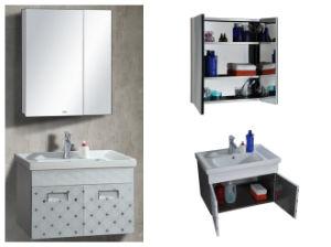 Stainless Steel Mirror Cabinet U-7002