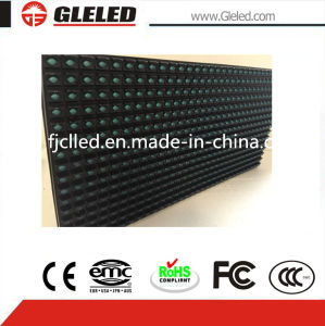 Russia Best-Selling Outdoor P10 Single Color LED Module pictures & photos