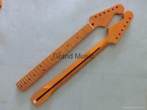 Vintage Tint Canadian Maple 21 Fret Strat Guitar Neck (STM-22) pictures & photos