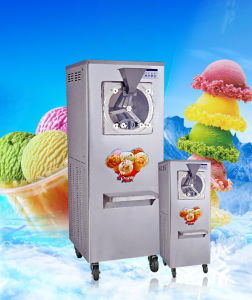 Shanghai Hard Ice Cream Machine/ High Quality (TK628) pictures & photos