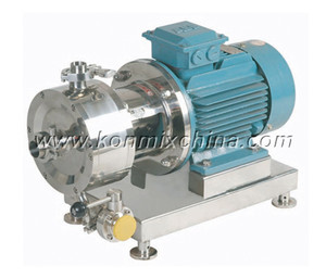 High-Shear Rotor/Stator Pump pictures & photos
