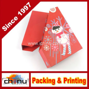 OEM Customized Christmas Gift Paper Box (9515) pictures & photos