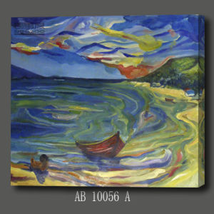Oil Painting Canvas Reproduction (AB 10056 A)