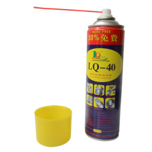 Lanqiong Best Selling Antirust, Penetrant, Lubricant with PVC Tube