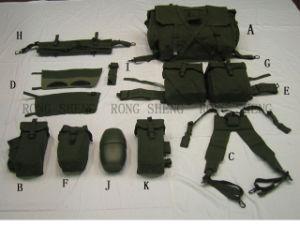 U. K. Complete Set-Military Army Webing Knapsack Backpack Bag pictures & photos
