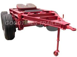 Dolly For Connection Semi-Trailers
