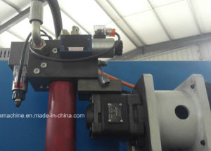 China Good Price Hydraulic CNC Press Brake Pbh-80ton/3200mm pictures & photos