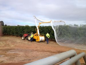 Black Anti Hail Net for Agriculture pictures & photos