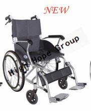 High Hope Medical - Aluminium Alloy Manual Wheelchair-Ky863laj-a-20 pictures & photos