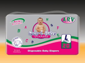 Smart Baby Diaper (SB-L) pictures & photos