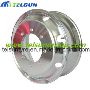 Mirror Polished Forged Aluminium Wheel with TUV (22.5X9.00)
