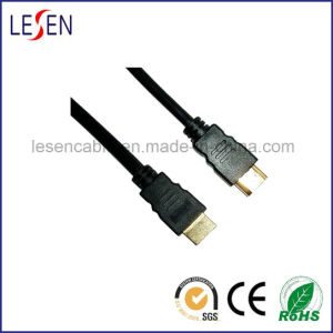 HDMI Cable 1.4V with Ethernet pictures & photos