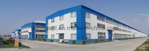 Steel Frame Factory Including Sandwich Panel Cladding pictures & photos