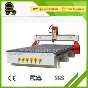 Ql-1325 Economical Stepper Motor Woodworking CNC Router pictures & photos