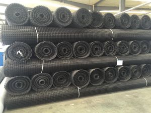 Polyester Geogrids Plastic Geogrid pictures & photos