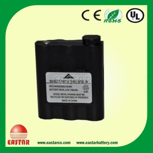 3.6V Ni-MH Battery. Rechargeable Batteries, 3.6V AAA700 NiMH Battery Pack / NiMH Rechargeable Battery AAA700 pictures & photos