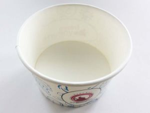 China Factory Supplier Popular Printing Disposable Paper 5oz Ice Cream Cup pictures & photos
