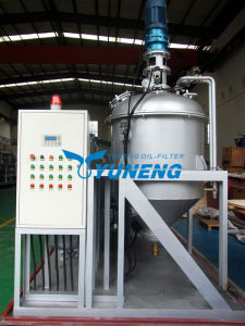 Yuneng Recycle Tire Oil Machine Making Fuel Oil Plant pictures & photos