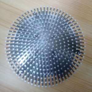 LED Lamp Aluminum Heat Sink Made by Cold Forging pictures & photos