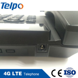 Best Price 2017 GSM Desktop 4G Lte Corded Phone pictures & photos