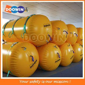Inflatable Plastic Pontoon / Marine Underwater Air Lift Bag pictures & photos