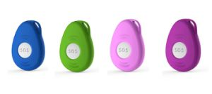 GPS Personal Tracker, Integrated with 3D G-Sensor and Alarm When Falling/Motion (EV-07P) pictures & photos
