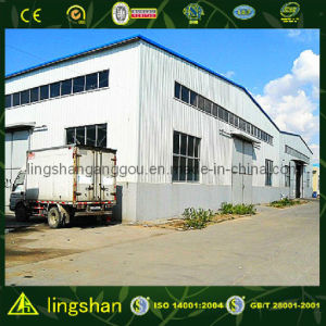 High Quality Large Span Steel Structure Warehouse (LS-SS-019) pictures & photos
