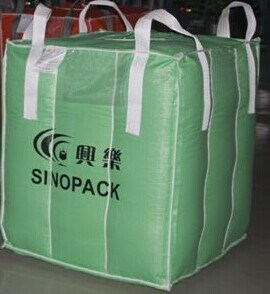 Green PP Woven Big Bag pictures & photos