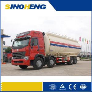Sinotruk 40cbm Bulk Cement Transport Truck pictures & photos