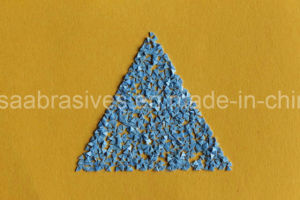Sisa Bca-T (Blue Ceramic Abrasive in Triangle) for Coated Abrasive pictures & photos