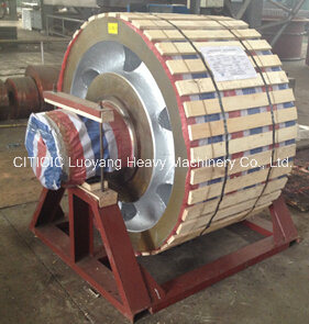 Support Roller for Kiln in Cement Plant pictures & photos