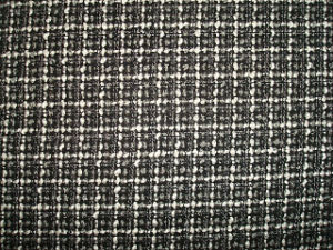 Fancy Thickness Yarn Check Woolen Fabric pictures & photos