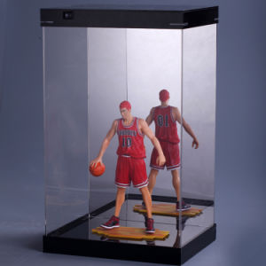 Combination Acrylic Plastic Display Box for Toy pictures & photos