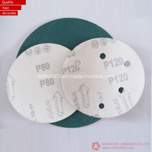 3m 236u Abrasive Sandpaper/Abrasive Velcro Disc pictures & photos