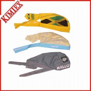 100% Cotton Printed Fashion Promotion Bandana Cap (kimtex-130) pictures & photos