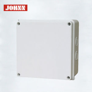 PVC Electronic Junction Box Waterproof Box for Outdoor pictures & photos